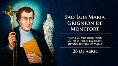 Imagem de São Luís Maria Grignion