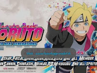 Naruto Senki Apk Mod Boruto Naruto Next Generation Unlimited Coins/Money & Jutsu By Nädël Terbaru