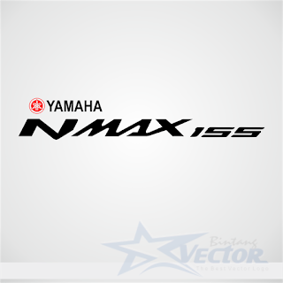Yamaha NMAX 155 Logo vector cdr Download