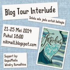 [Blog Tour Interlude #End] Pengumuman Pemenang Giveaway