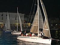 mala noćna regata, Postira otok Brač slike