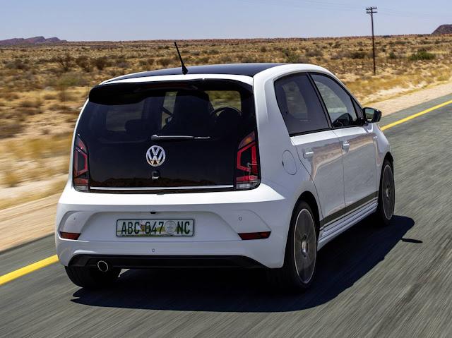 Novo VW Up! GTI: informações, desempenho e vídeo