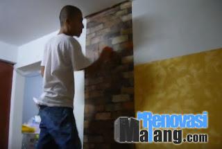 tukang cat dinding rumah malang