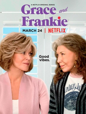 Série Grace and Frankie - 3ª Temporada 2017 Torrent