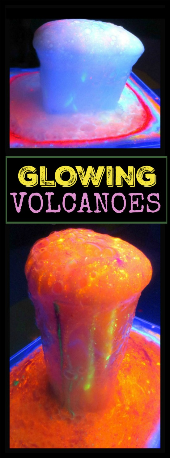 AMAZING SCIENCE FOR KIDS: GLOWING VOLCANOES