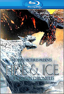 Fogo e Gelo: As Crônicas do Dragão BluRay 720p Dual Áudio