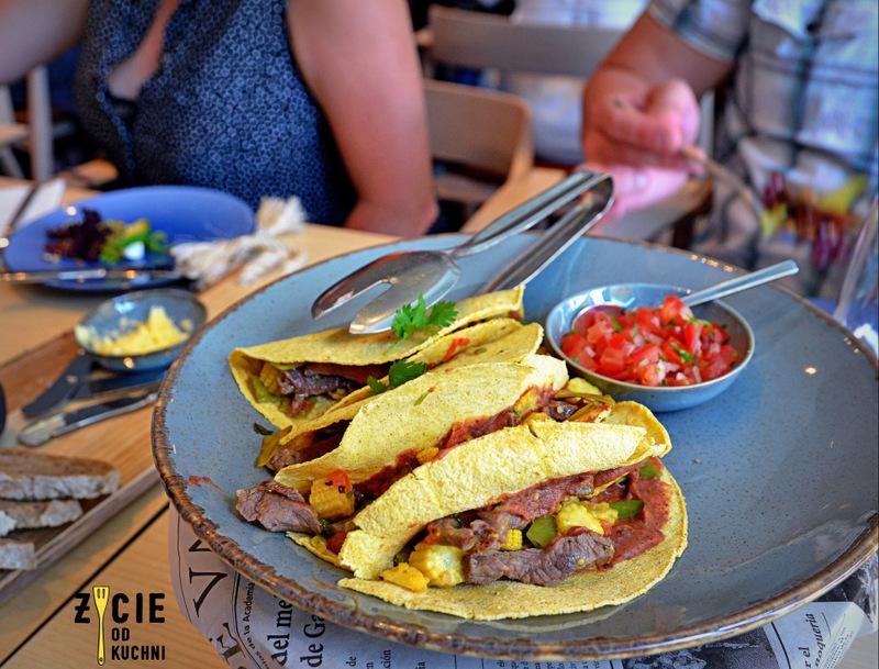 muszle taco,mavericks, restauracja mavericks, vienna hause andel's cracow, kalifornijska kuchnia, kalifornijska restauracja, hotel andel's, zycie od kuchni