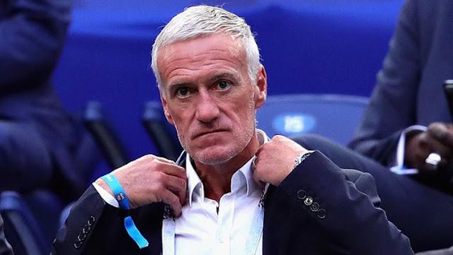 Didier Deschamps - Prancis   termasuk dalam pelatih dengan gaji terbesar
