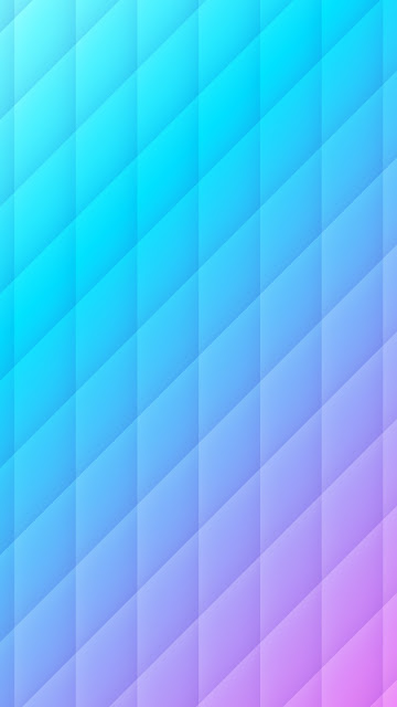 simple gradient geometric aesthetic