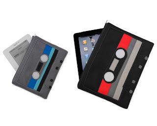 Cassette e-reader case