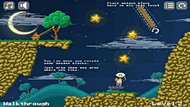 Starry Knight - Image du Jeu