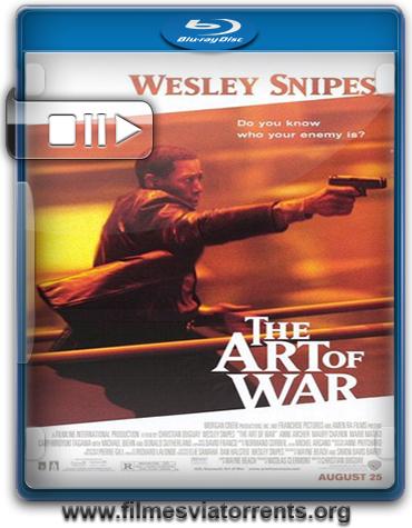 A Cilada (The Art of War) Torrent - BluRay Rip 1080p Legendado (2000)