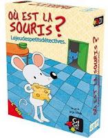 Où est la souris?  Gigamic