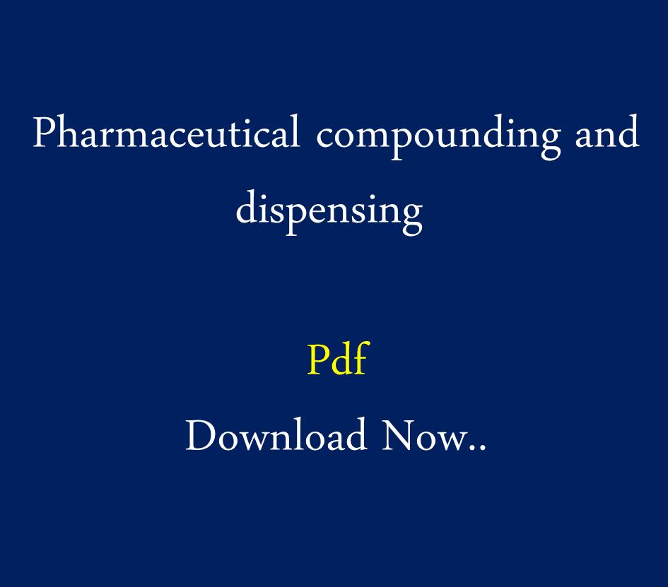 تحميل كتاب pharmaceutical calculations