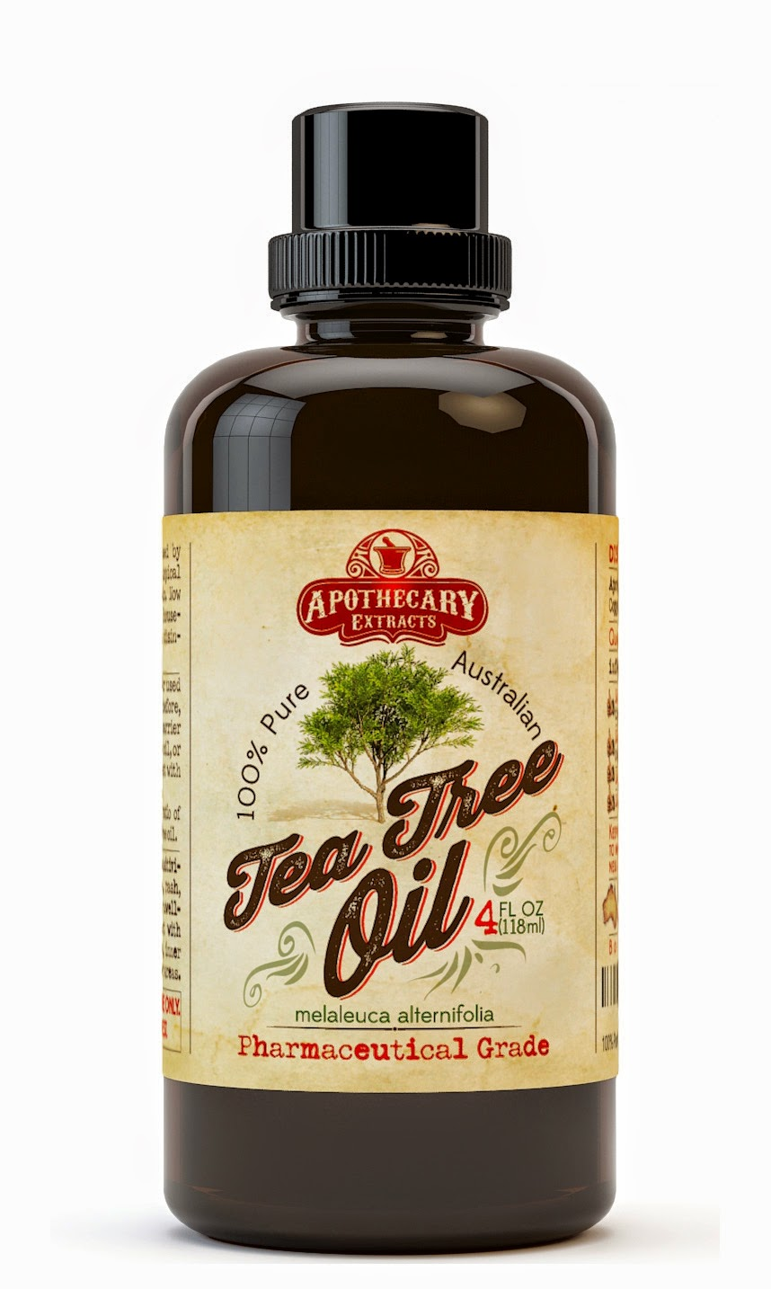 Sandysandhu Apothecary Tea Tree Oil
