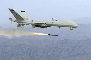 Tak Terima Di Tuduh Rusia, Pentagon Bantah Drone AS Terbang di Atas Konvoi Bantuan PBB - Commando