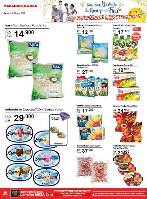 Katalog Carrefour Pulau Jawa Edisi 7 Juni sampai 20 Juni 2017