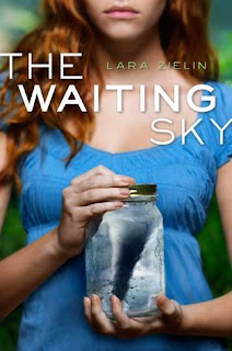 The Waiting Sky Lara Zielin book cover