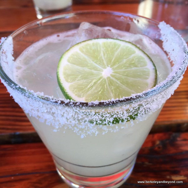 house margarita at Playa in Mill Valley, California