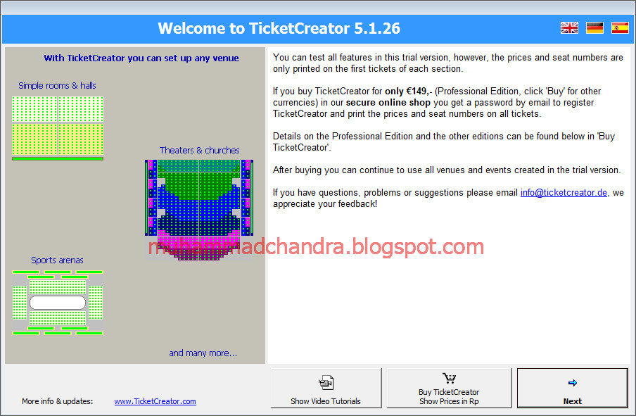ticket creator keygen crack - intlimil