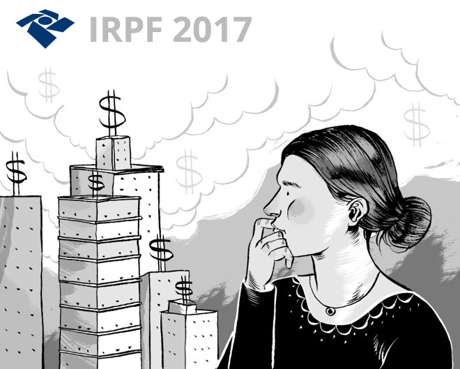 A taxa de condomínio não é dedutível no IR - IRPF 2017