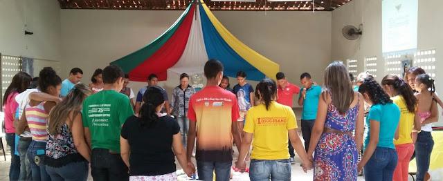 Diocese de Caxias promove encontro para Assessores da IAM e JM