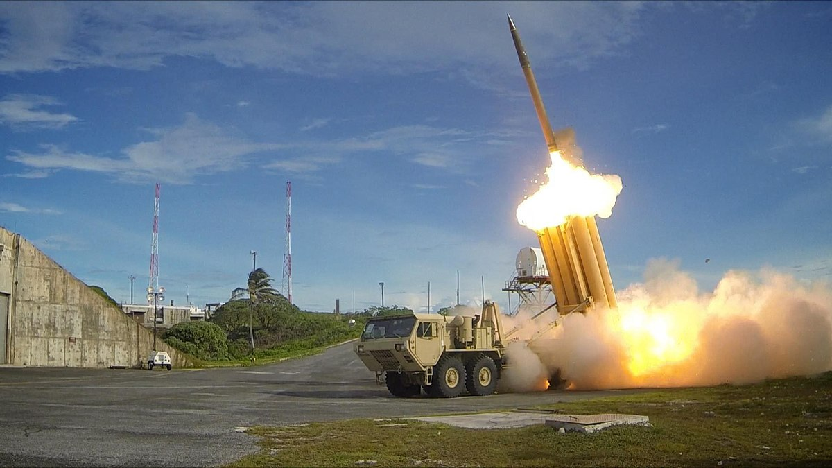 United State is Giving THAAD Defence System to India Instead of S-400