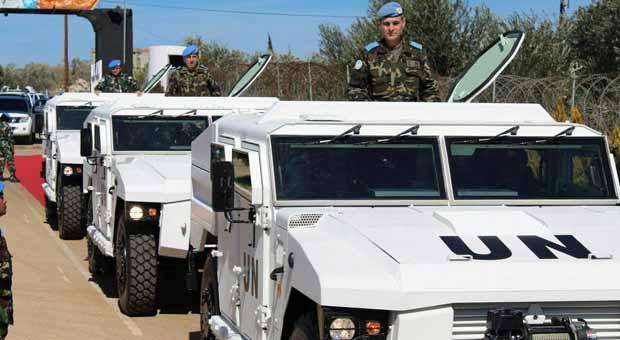 Kunjungan Komandan Sector East Unifil di Indobatt