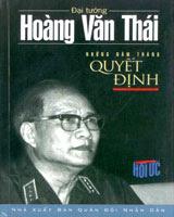 Những Năm Tháng Quyết Định - Hoàng Văn Thái