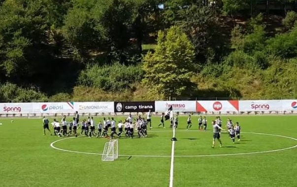 Juventus in Albania to establish a football academy for children