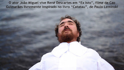 """""""EX ISTO"""", LONGA DE CAO GUIMARÃES LIVREMENTE INSPIRADO NA OBRA """"CATATAU"""", DE PAULO LEMINSKI, ESTREIA NO CANAL - Divulgação"""