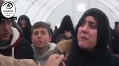 لاجئة سورية بمخيم تركي توجه رسالة قاسية لأردوغان