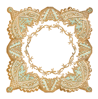 border frame digital download crafting supply image