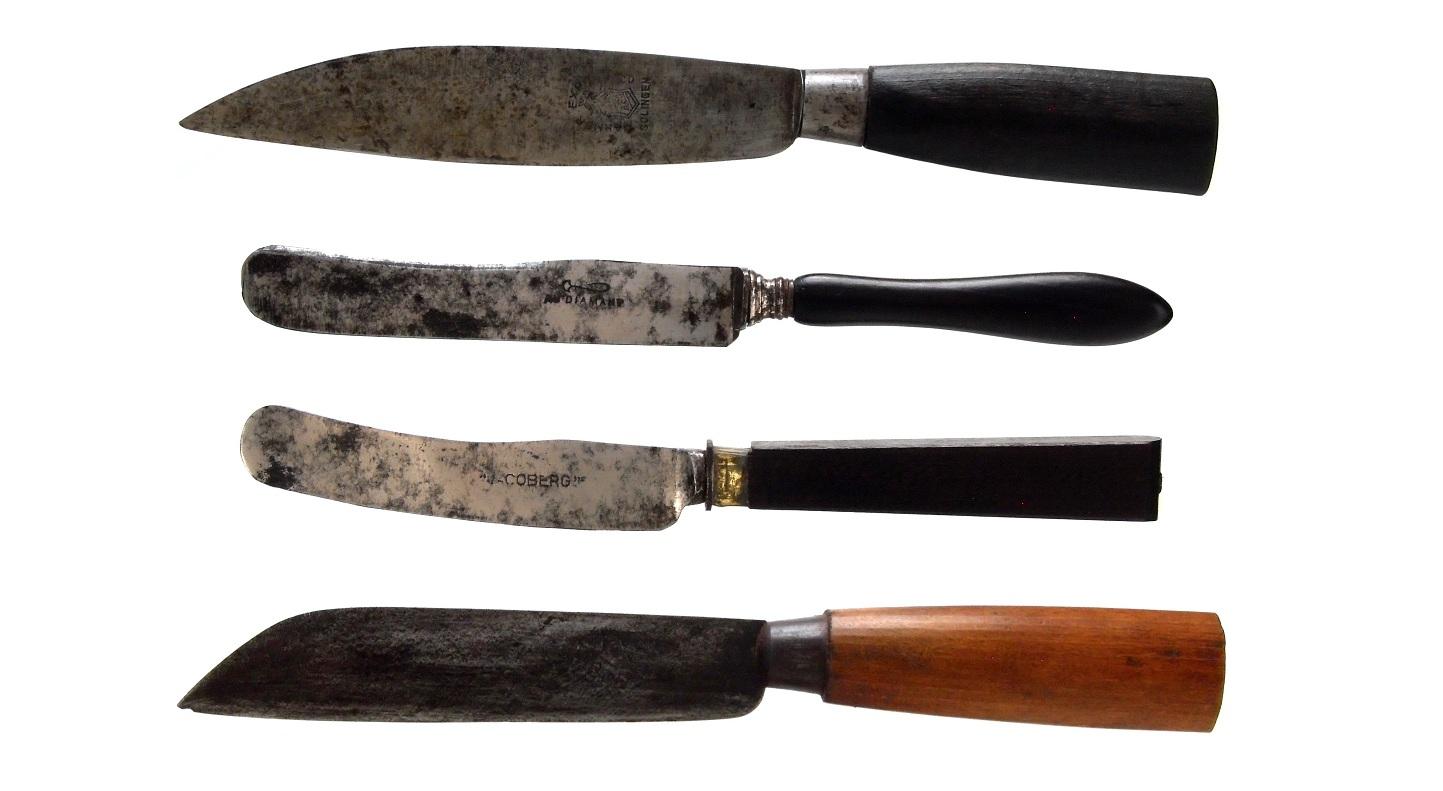 patina antik solingen kitchen knives solingen rostfrei special hohischliff kitchen knives 11