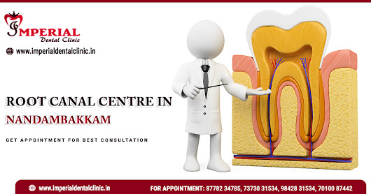 """To Stay with Smile - Imperial Dental Clinic - Nandambakkam"""