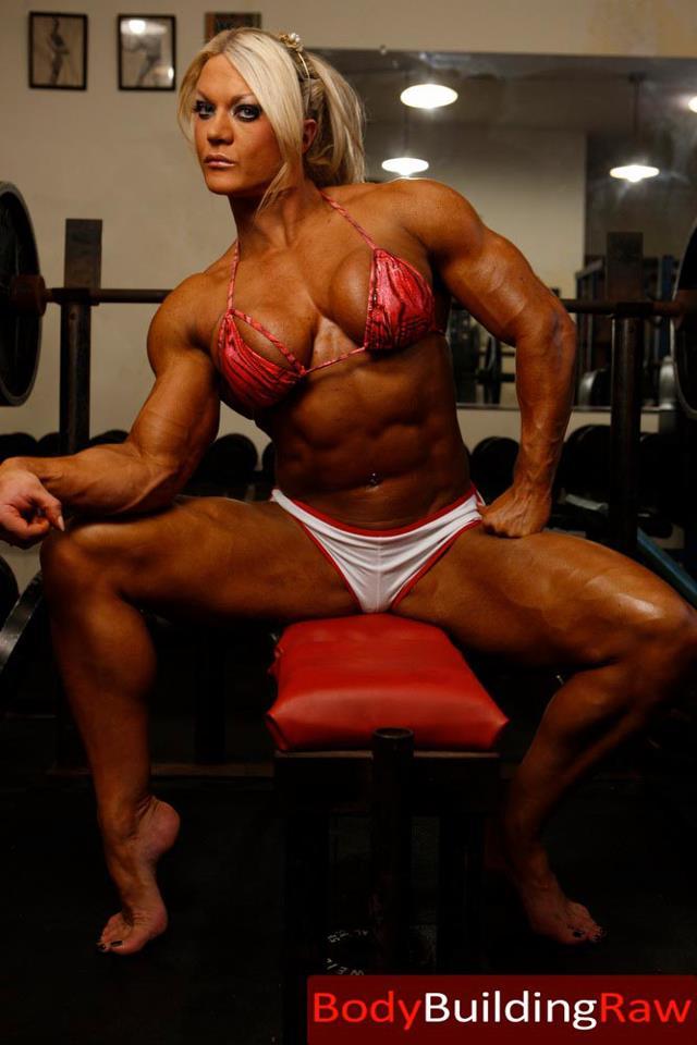 Muscle women 39 s blog lisa cross - Lisa cross fbb ...