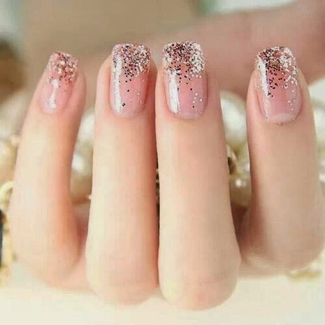 Happy New Year 2016 Nail Design Ideas Images 3D