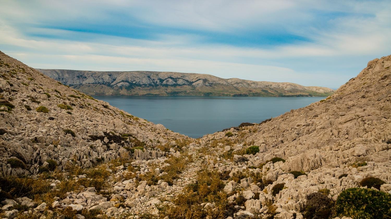 Trekking w Chorwacji - Metajna Wyspa Pag