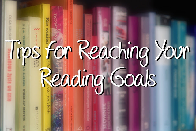 tips for reading goals