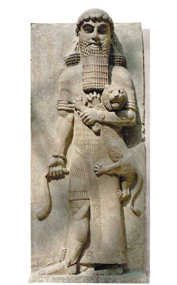 pictures of gilgamesh and enkidu relationship