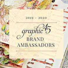 Graphic45 Brand Ambassador 2019-20