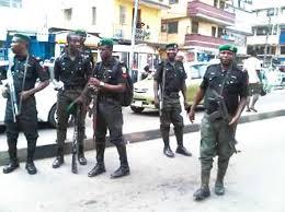 Gunmen kill seven policemen