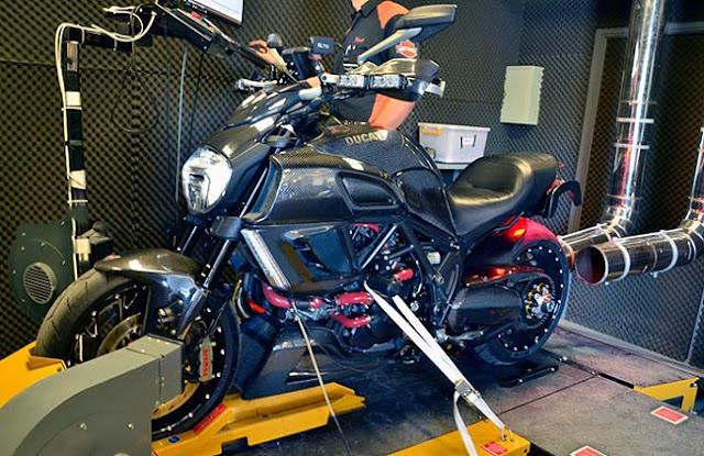 Test Dyno môtô là gì? Mục đích và công dụng