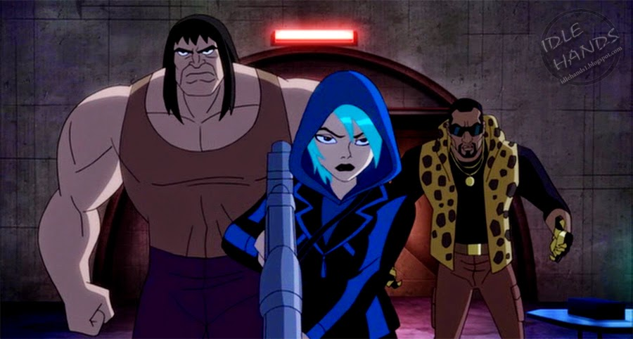 Idle Hands: Justice League: Gods and Monsters Preview