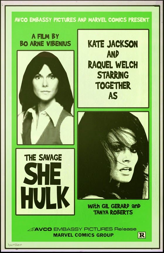 Raquel Welsh Is The She-Hulk