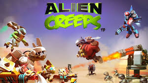 Download Alien Creeps TD Mod APK v2.8.1 Update Terbaru 2017 (Mega Mod Full)