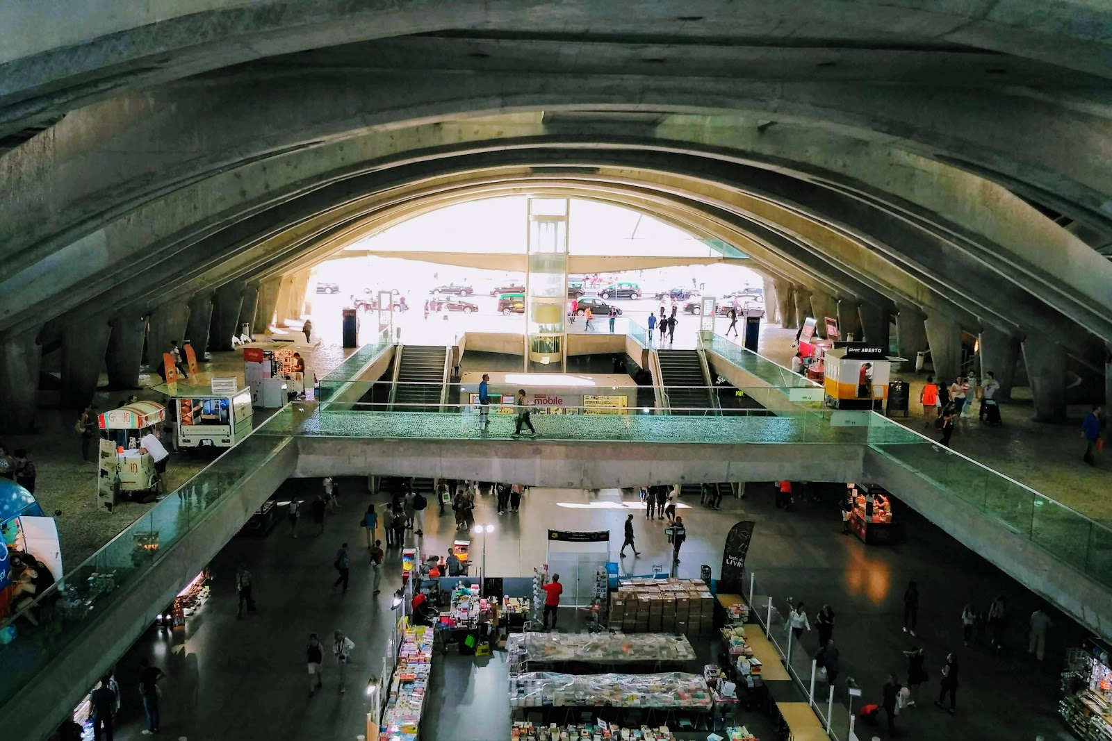 gare de oriente lizbona
