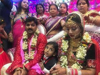 Pawan Singh and Jyoti Singh Marriage Picture 5