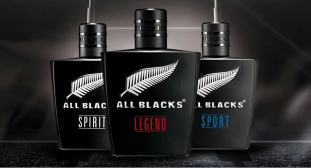 PARFUMS ALL BLACKS