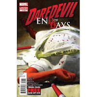 Daredevil End of Days 1 cover